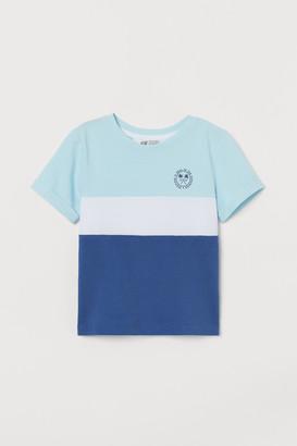 H&M Cotton Pique T-shirt