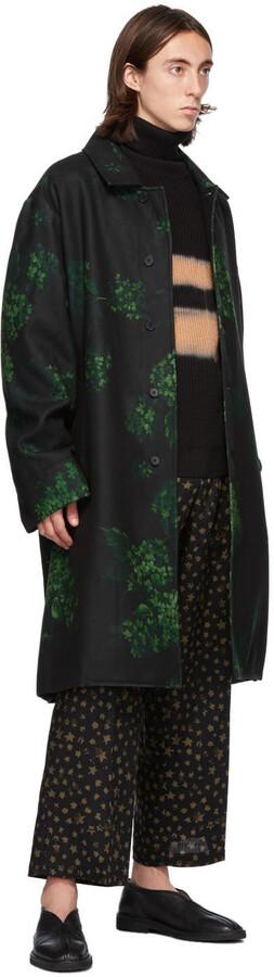 Thumbnail for your product : Davi Paris Black Nuit Eclairee Trousers