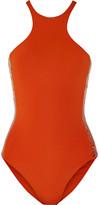 La Perla Radiance sequin-embellished swimsuit