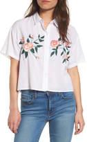 Rails Gretta Embroidered Shirt