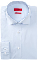 HUGO BOSS Solid Modern Fit Dress Shirt
