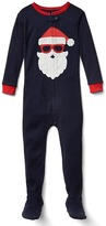 Gap Santa footed sleep one-piece
