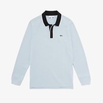 Lacoste Men's Regular Fit Cotton Pique Polo Shirt
