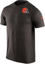 Nike Men's Cleveland Browns Dri-FIT Touch T-Shirt
