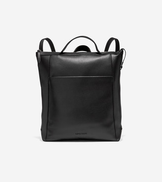 Cole Haan Grand Ambition Leather Backpack