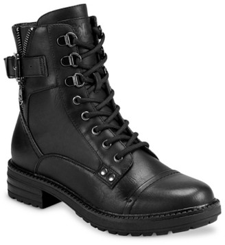 G by Guess Gessy Combat Boot