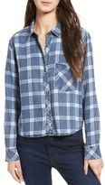 Rails Women's Dana Plaid Chambray Shirt