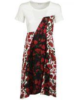 Dondup Floral Print Dress