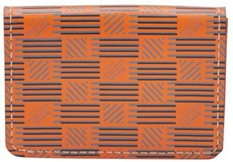 Moreau Paris Folding card holder cuir moreau