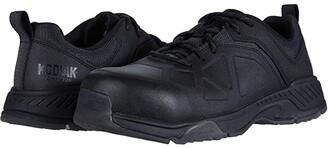 Kodiak LKT 1 Composite Toe Hiker (Black/Gray) Men's Shoes