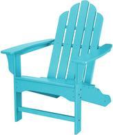 Hanover All-Weather Contoured Adirondack Chair - Aruba