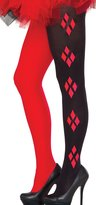 Rubie's Costume Co Costume Women's DC Comics Harley Quinn Tights