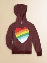 Wildfox Couture Kids Girl's Rainbow Bright Hoodie