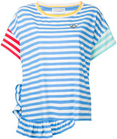 Tsumori Chisato striped T-shirt - women - Cotton - M