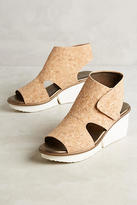 Anthropologie Farylrobin Seeker Cork Wedges