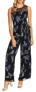 Vince Camuto Weeping Willows Sleeveless Jumpsuit
