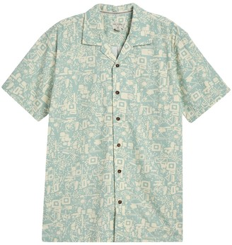 Jack O'neill Hawaiian Aloha Friday Short Sleeve Sports Shirt