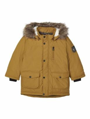 Name It Boy's NMMMIBIS Parka Jacket PB