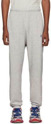 Marcelo Burlon County of Milan Grey County of Milan Lounge Pants