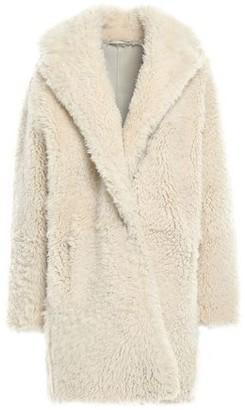 IRO Sunday Reversible Shearling Coat
