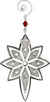 Waterford 2016 Annual Snowstar Ornament