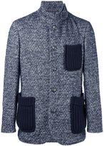 Roda knitted pocket jacket