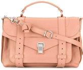 Proenza Schouler PS1 satchel bag - women - Calf Leather - One Size