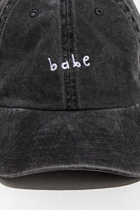 Urban Outfitters Babe Dad Baseball Hat