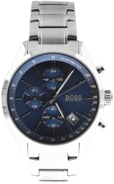 HUGO BOSS 1513478 Grand Prix Watch Silver