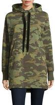 Highline Collective Camo Hooded Sweatshirt
