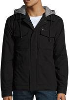 Zoo York Island Long-Sleeve Hooded Jacket