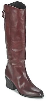 VIC EZUTE women's High Boots in Red