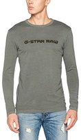 G Star Men's Aralza Regular R T L/s Long Sleeve Top