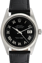 Rolex Men's Vintage Rolex Stainless Steel Datejust Watch, 36mm
