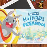 Petlandia Personalised Story Book Starring Your Rabbit