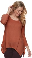 SONOMA Goods for Life Women's SONOMA Goods for LifeTM Textured Swing Tee