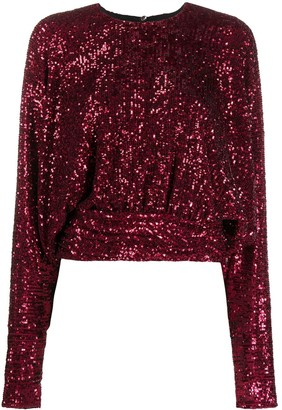 Redemption Sequinned Top