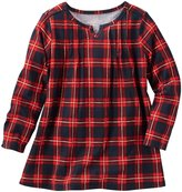 Osh Kosh Pin Tuck Tunic - Plaid - 6
