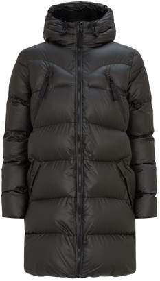 Hunter Fleece-Lined Puffer Jacket