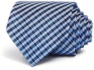 Bloomingdale's The Men's Store at Summer Check Classic Tie - 100% Exclusive