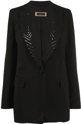 Peserico Sequin Embellished Blazer