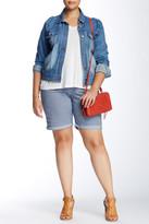 NYDJ Brianna Denim Short (Plus Size)