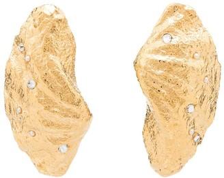 By Alona large shell earrings