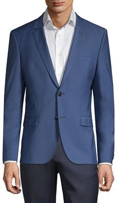 HUGO BOSS Arti Extra-Slim Stretch Wool-Blend Jacket