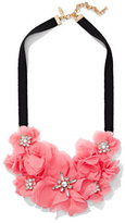 New York & Co. Sparkling Floral Statement Necklace