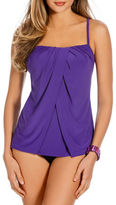 Miraclesuit Jubilee Pleated Tankini Top