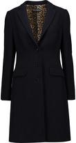 Dolce & Gabbana Wool-blend coat