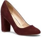Sole Society Giselle Block Heel Pump