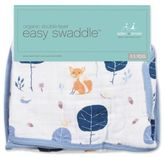Aden Anais aden + anais® Small/Medium Into The Woods Organic Cotton Swaddle in White