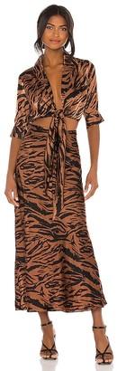 Ronny Kobo Carol Dress